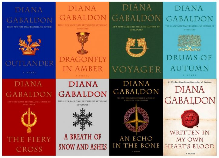 The Outlander Series – in order!