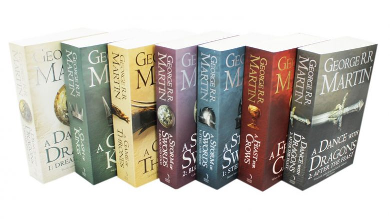 A Game of Thrones Series: by George R.R. Martin