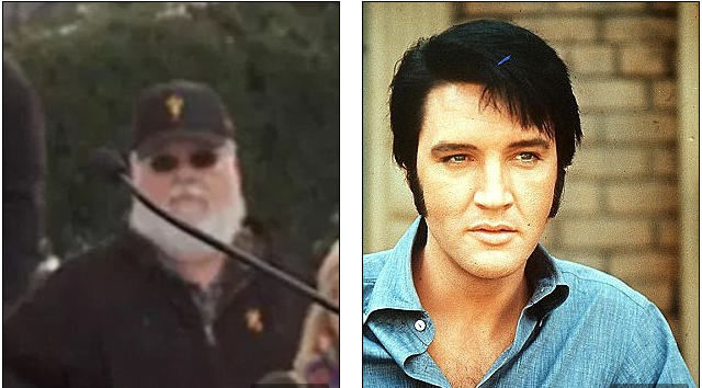 """Is Elvis Alive? Sam's Got The Picture """"Proof"""""""