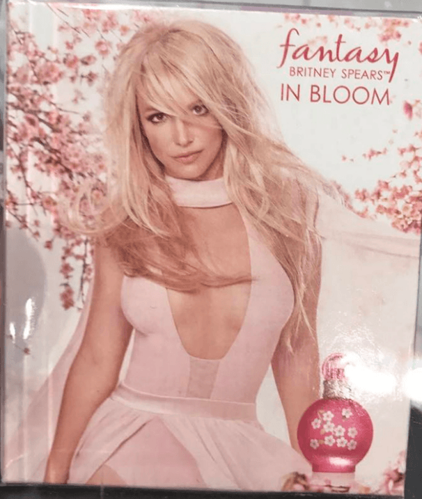 Britney Spears Launches her 21st Fragrance