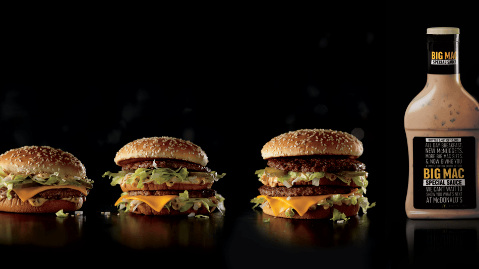 McDonald's Is Giving Away 10,000 Bottles Of Big Mac Special Sauce TODAY!