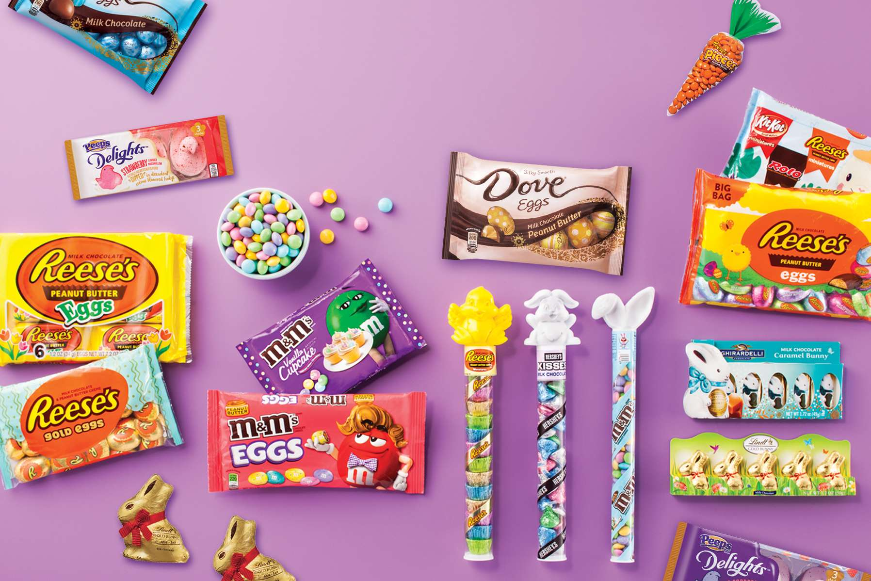 The Top 5 Easter Candies in America