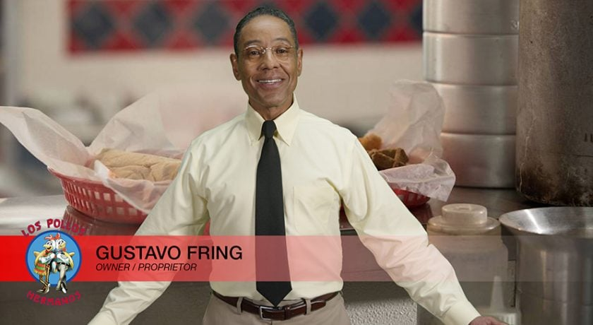 WATCH: Weekly Los Pollos Hermanos Training Videos With Gus Fring