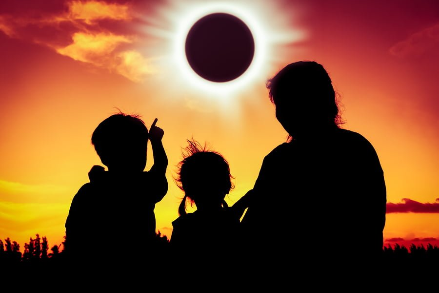 What you'll REALLY see of the total solar eclipse occurring Monday