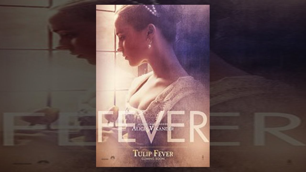 WATCH: 'Tulip Fever' Trailer (in theaters today)