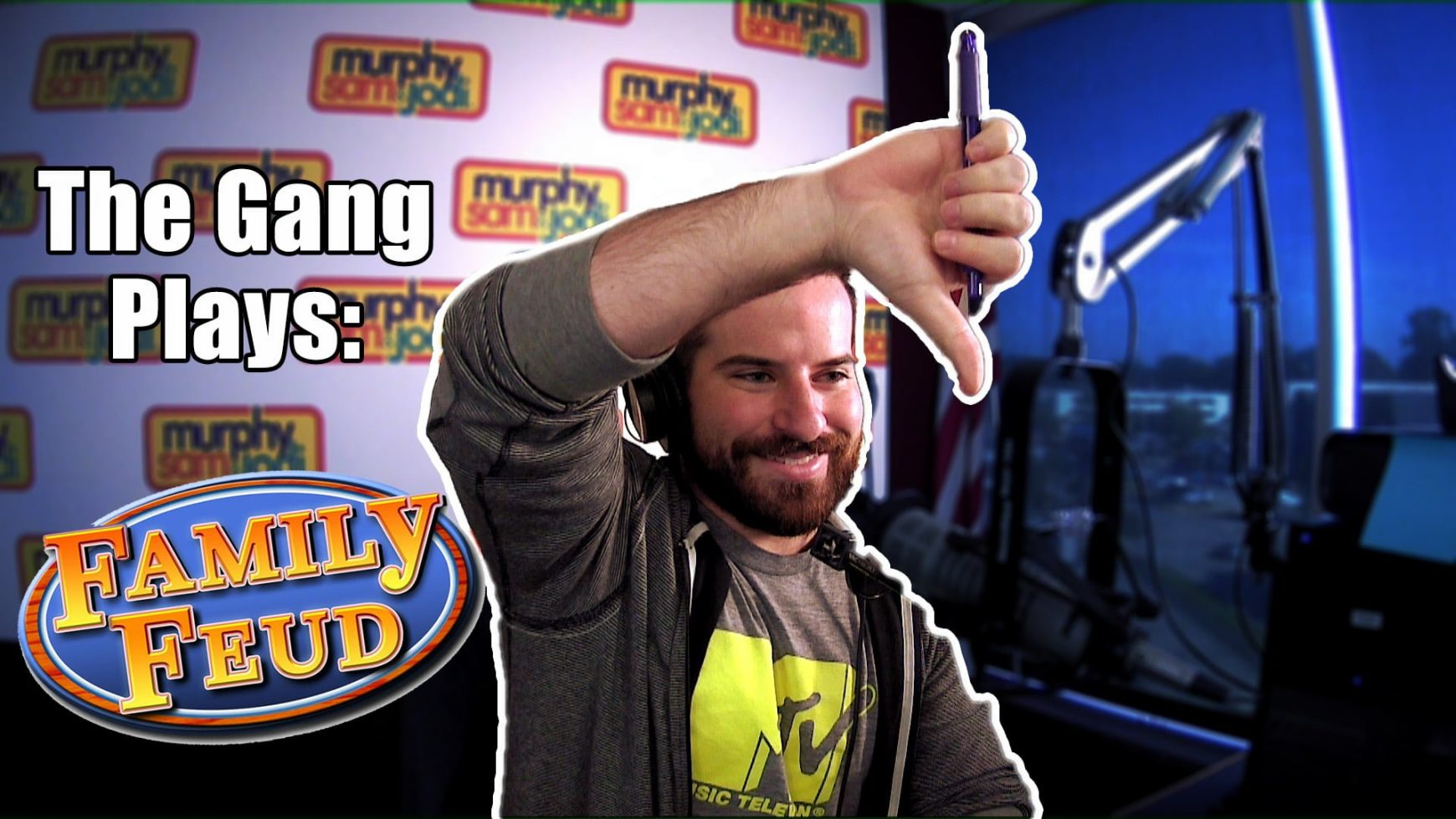 WATCH: The Gang Plays Family Feud