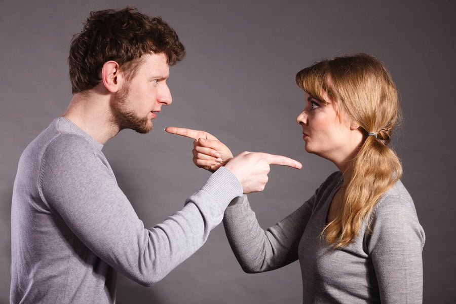 LISTEN: Rules For (fair) Couple Fights