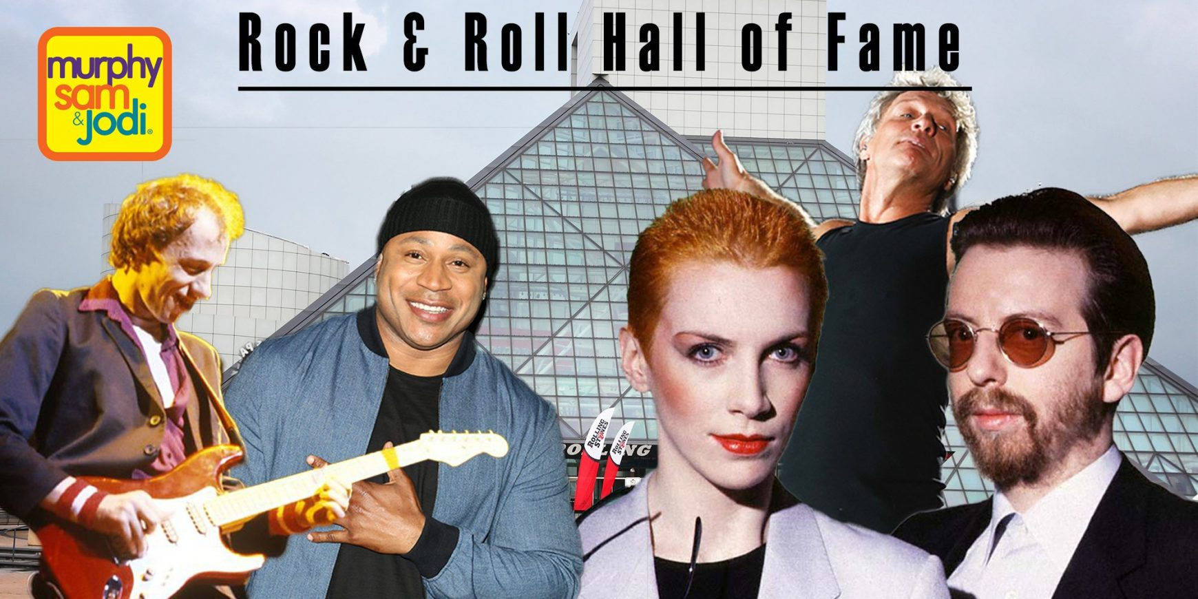 The 2018 Rock and Roll Hall of Fame Nominees