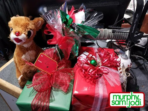 After the Show: Mystery Gift Exchange