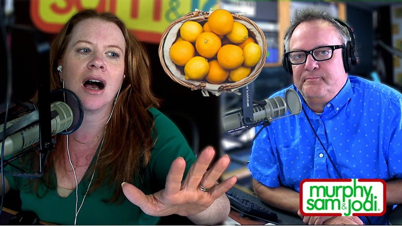 After the Show: A Basket of Lemons