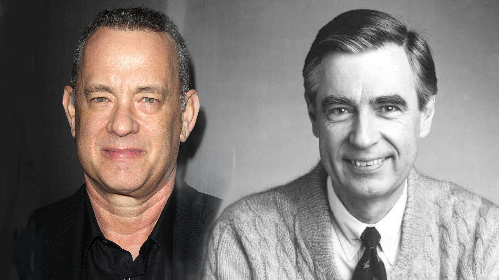 TOM HANKS TO PLAY MR. ROGERS IN 'YOU ARE MY FRIEND' BIOPIC