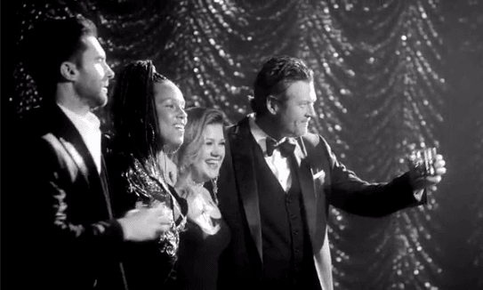 WATCH: 'THE VOICE' RAT PACK-INSPIRED SEASON 14 PROMO