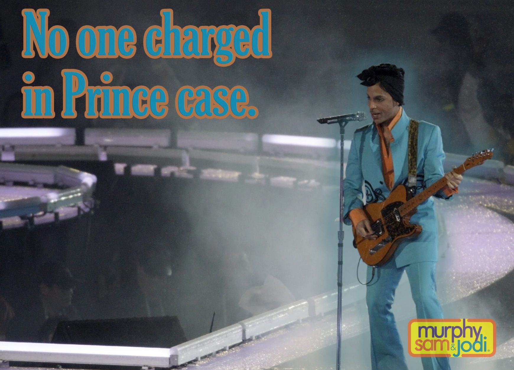 No Charges Filed in Prince Case