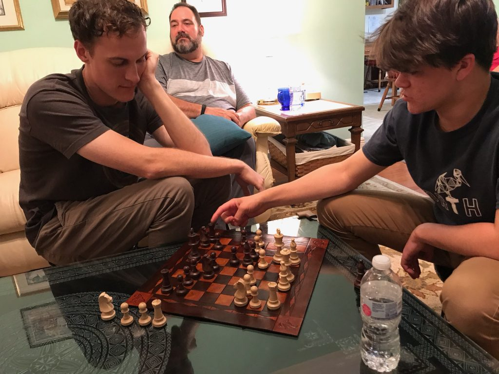 AFTER THE SHOW PODCAST: Checkmate!