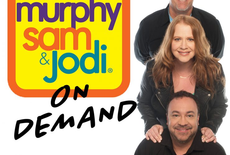 Murphy & Jodi's new dragon / Sam wants to talk about weight / How Jodi became a personal shopper