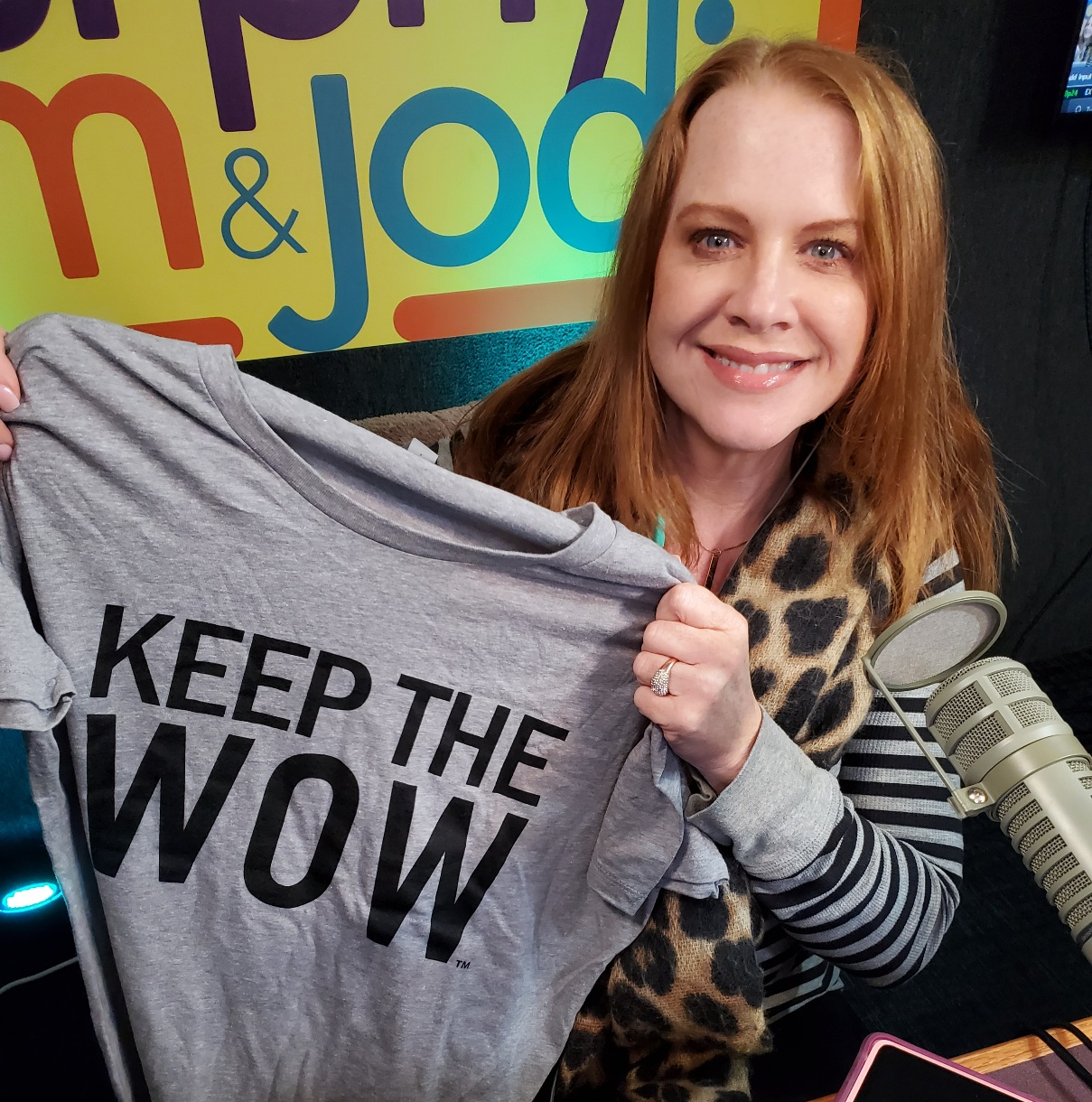 Keep the Wow!  It's Jodi's Motto, so what does it mean?