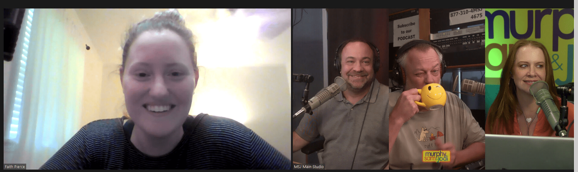 You gotta have Faith. AFTER THE SHOW PODCAST