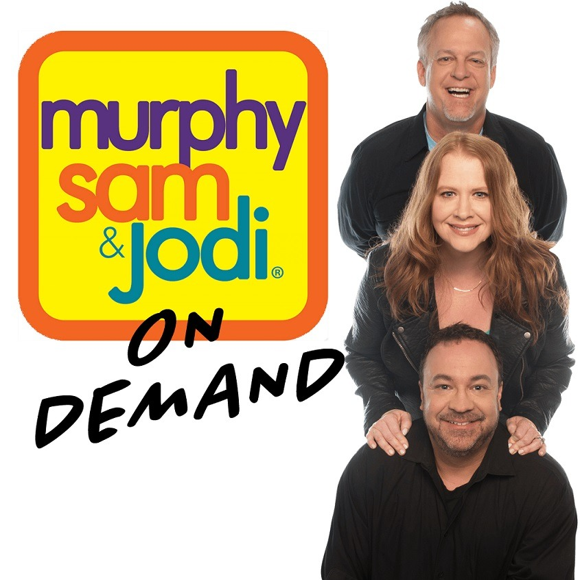 Why Murphy & Jodi were in a ditch / Has Sam lost his touch in the kitchen? / Kids mispronouncing words