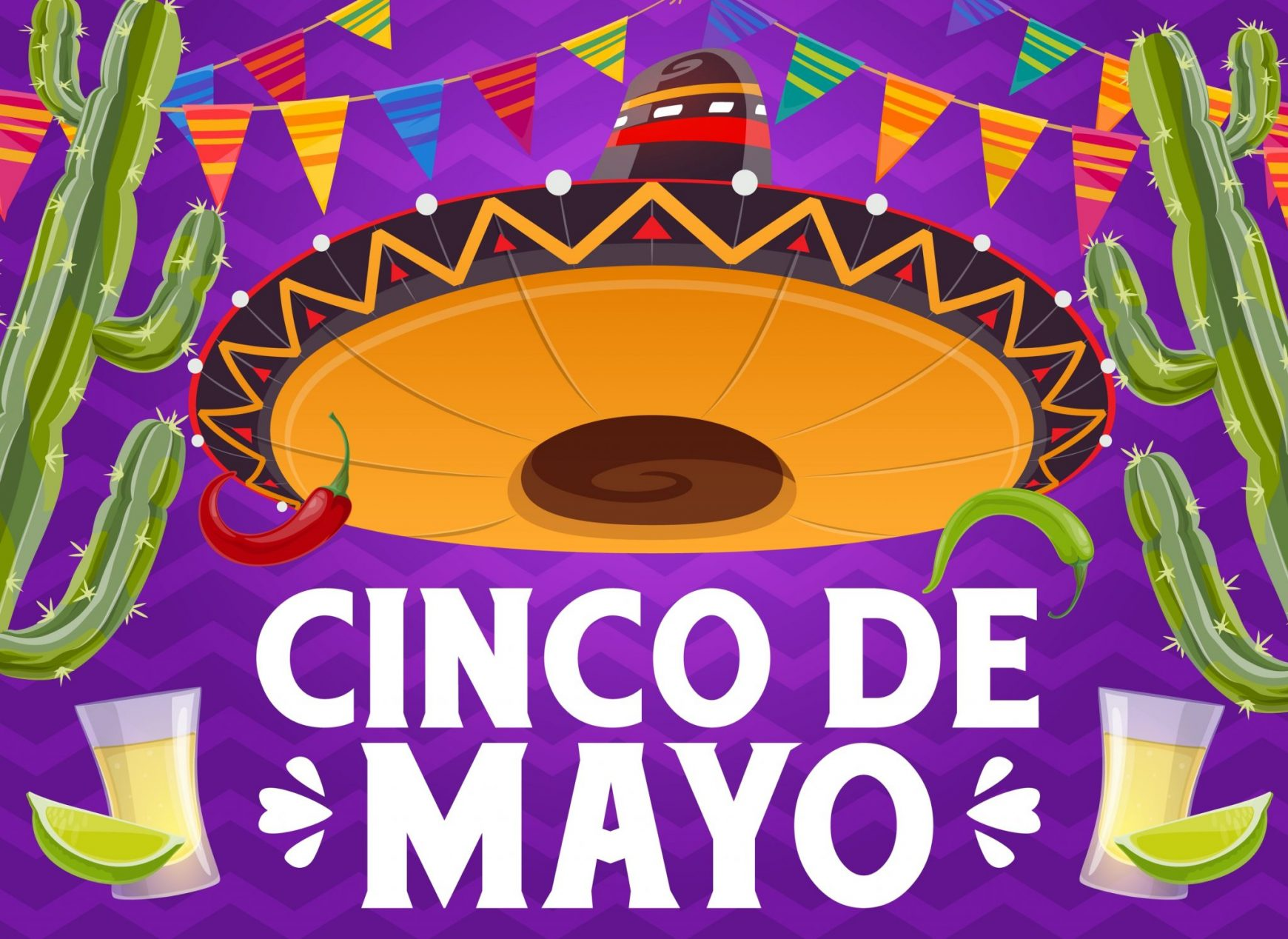 Cinco de Menu – 2021